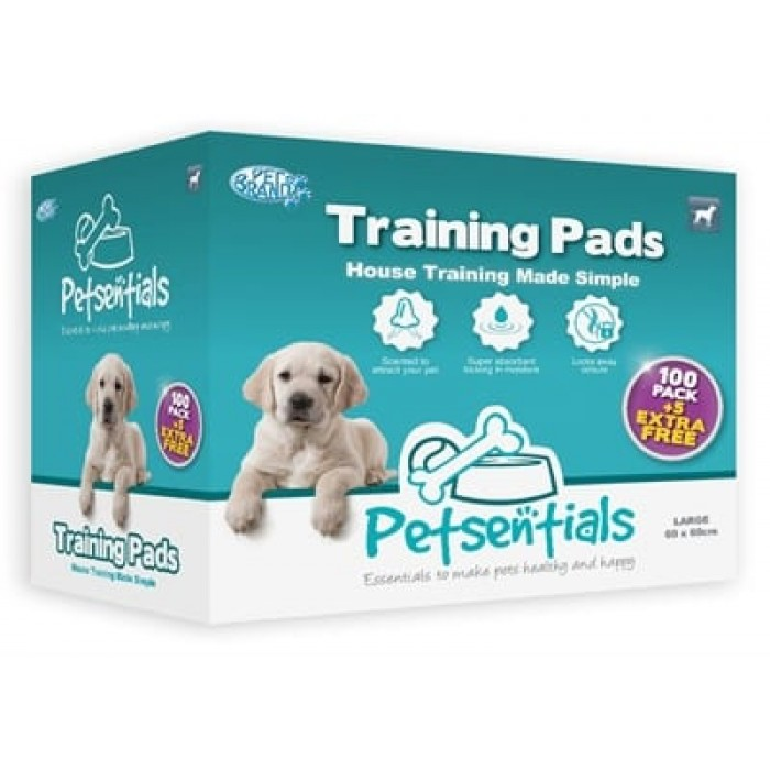 Petsentials puppy training pads