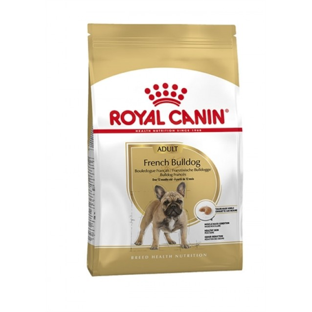 Royal canin franse bulldog adult