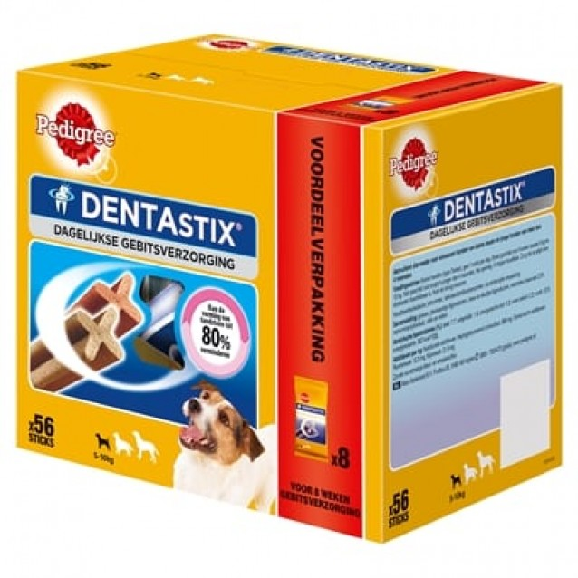 Pedigree dentastix mini voordeelverpakking