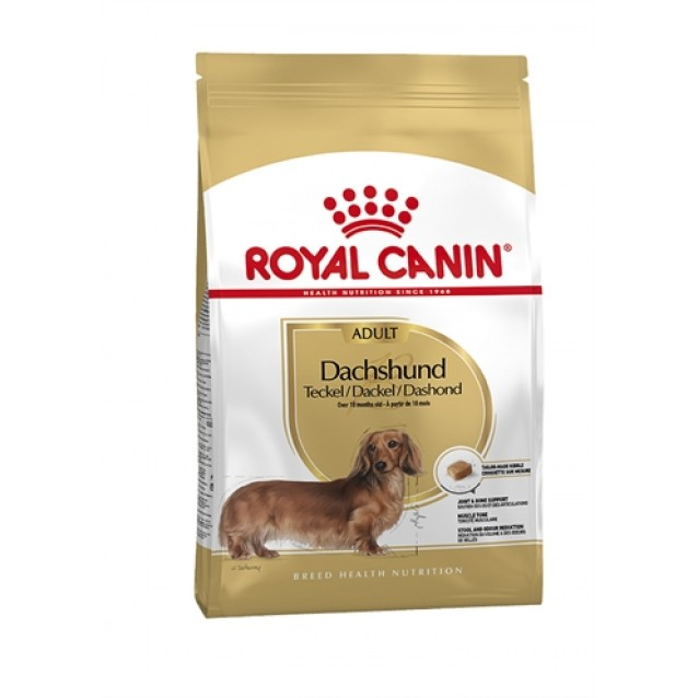 Royal canin dachshund/teckel adult