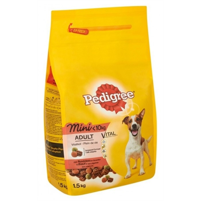 Pedigree adult mini rund
