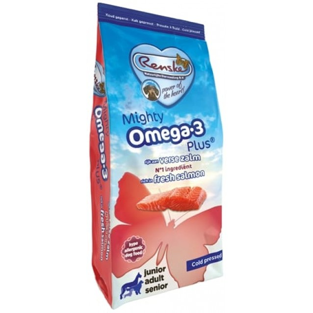 Renske mighty omega plus zalm geperst
