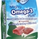 Renske mighty omega plus kalkoen / eend geperst