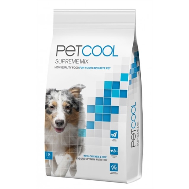 Petcool supreme mix