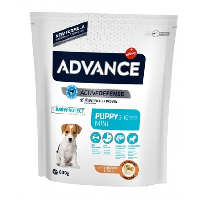 Advance puppy protect mini