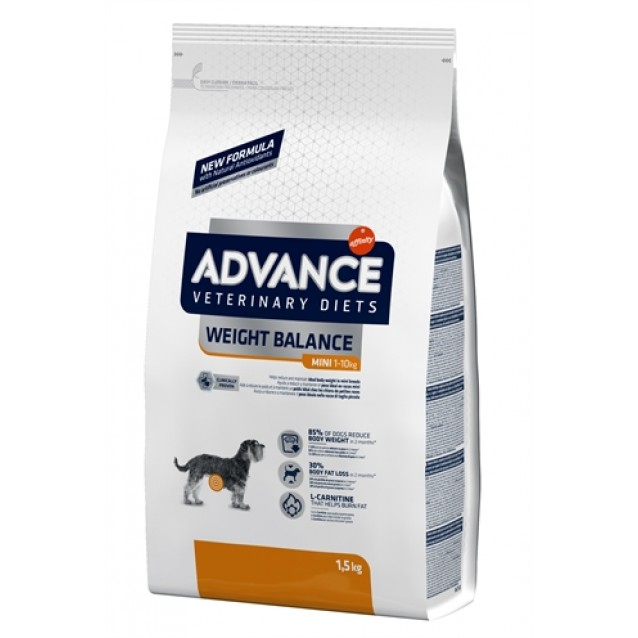 Advance veterinary weight balance mini