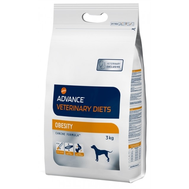 Advance hond veterinary diet obesity