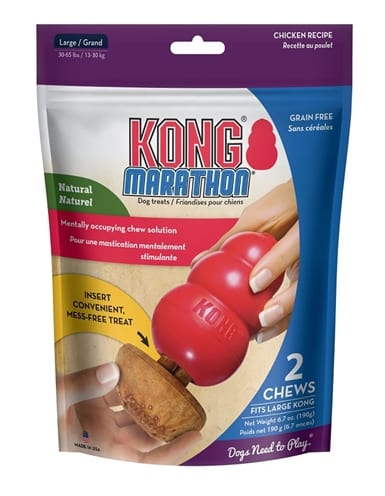 Kong marathon chicken