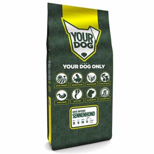 Yourdog grote zwitserse sennenhond pup
