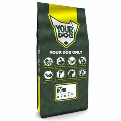 Yourdog spaanse hond pup